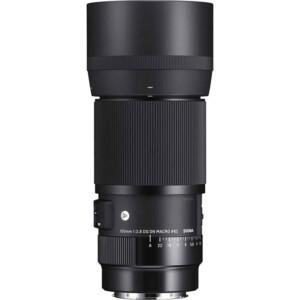 Chi tiết Ống kính Sigma 105mm F2.8 DG DN Macro cho Leica L