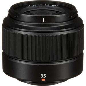 Đánh giá Ống kính Fujifilm XC 35mm F2