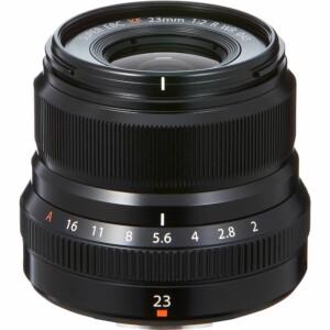 Ống kính Fujifilm XF 23mm F2 R WR (Black)