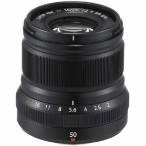 Ống kính Fujifilm XF 50mm F2 R WR (Black)