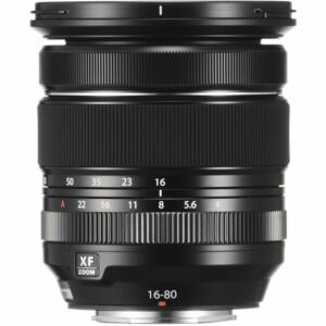 Ống kính Fujifilm XF 16-80mm F4 R OIS WR