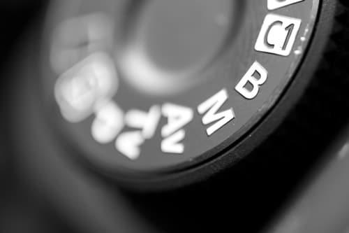 các chế độ chụp ảnh cơ bản trên máy ảnh DSLR