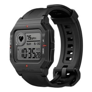 Huami Amazfit Neo (Black) là chiếc đồng hồ thông minh giá rẻ của Xiaomi. Sản phẩm có kiểu dáng thời trang, tính năng theo dõi sức khỏe.