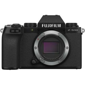 Body máy ảnh Fujifilm X-S10 đen chính hãng