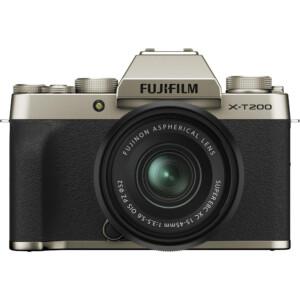 Cận cảnh máy ảnh Fujifilm X-T200