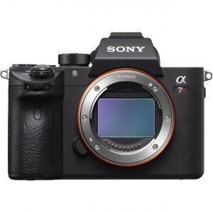 body máy ảnh Sony Alpha A7R III