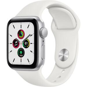 cận cảnh Apple Watch SE 40mm (White)