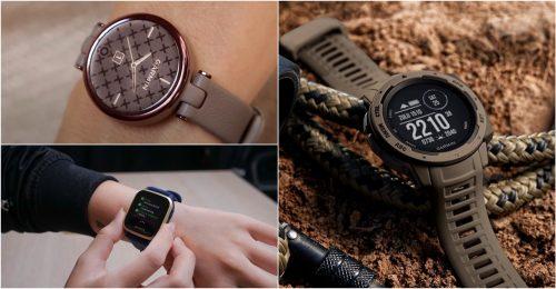 TOP đồng hồ thông minh Garmin sử dụng ngoài trời