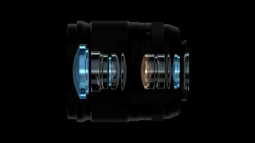 Ống kính Fujifillm XF 18mm F1.4 R LM WR,