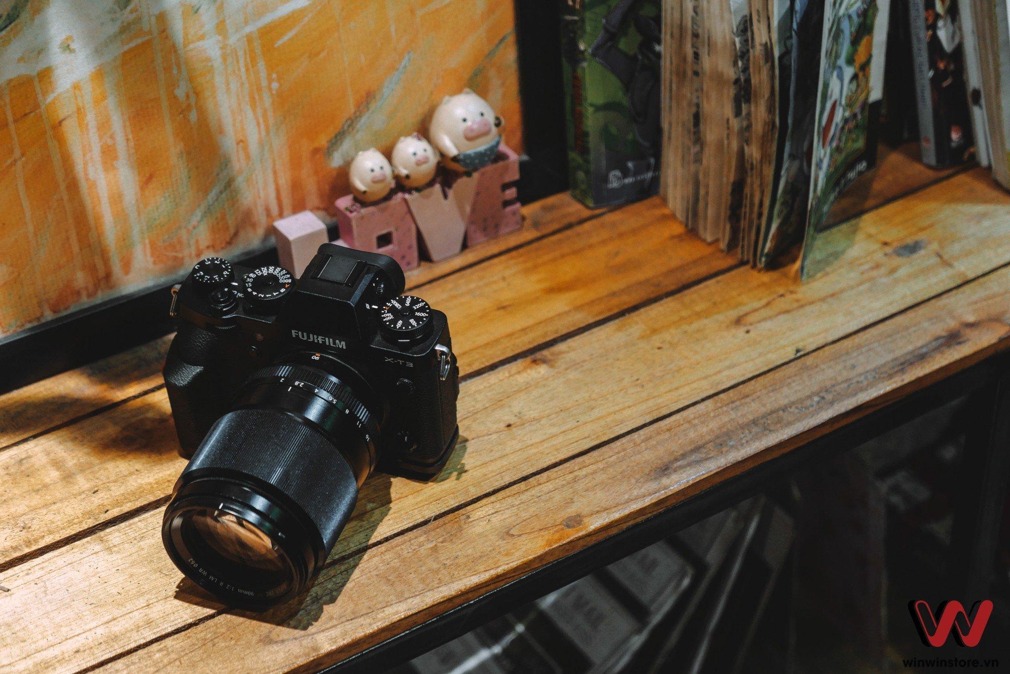 Top ba ống kính chân dung dành cho máy ảnh Fujifilm – WinWin Store