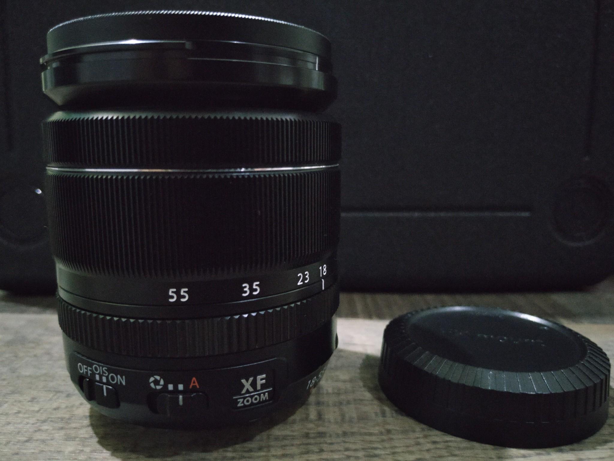 Thuật ngữ ống kính Fujifilm
